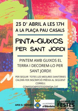 PINTA GUIXOS AL TERRA